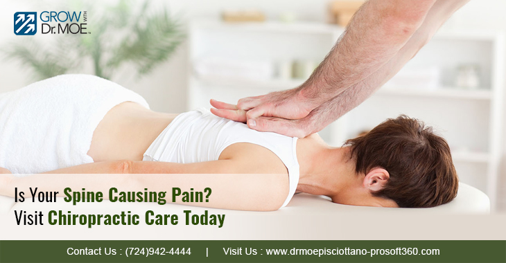 Is Your Spine Causing Pain? Visit Chiropractic Care Today